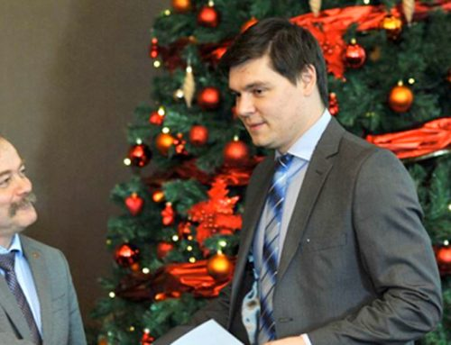 Ionuț Cotu, cel mai nou membru acreditat ANEVAR din echipa DARIAN