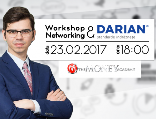 Mircea Dumitrașcu – Tax Manager la DRS Darian – București, este invitatul BWFR – Business Women Forum Romania în cadrul evenimentului The Money Academy – How to analyze my financial report