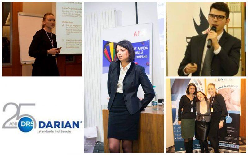 "Darian la Seminarul ""Advanced Business Management - Pricing & profit optimization"""