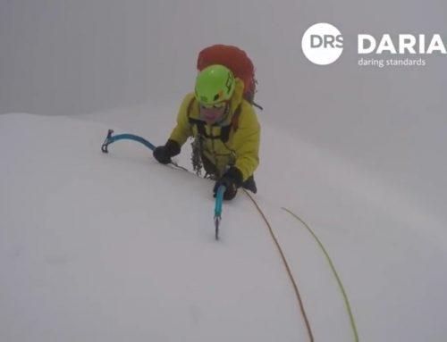 VLAD CĂPUȘAN Everest Track VÂRFUL PUMORII 2017 deschiderea unei noi rute