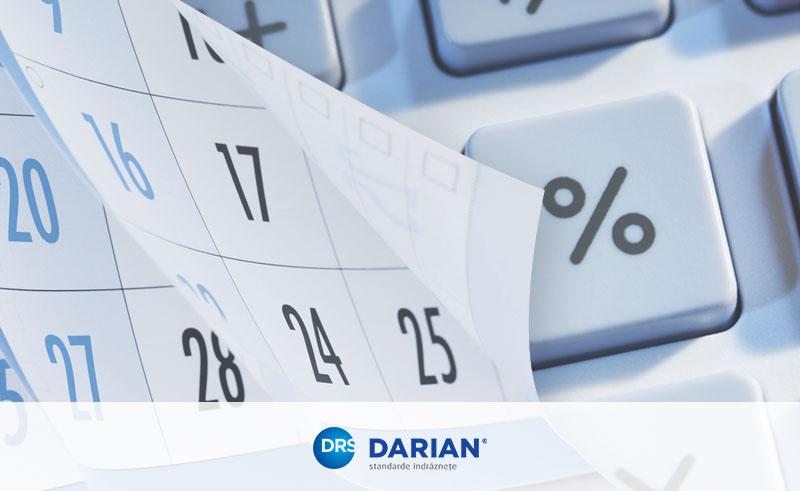 Darian - Determinarea venitului net anual in sistem real sau pe baza de norme de venit