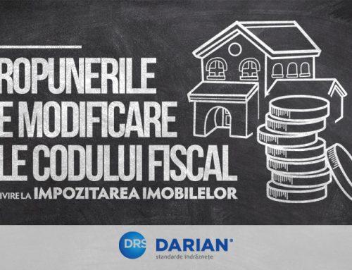 Considerații privind propunerile de modificare ale Codului Fiscal (CF) cu privire la impozitarea imobilelor (clădiri, costrucții speciale etc.)