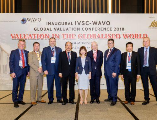 Adunarea Generală și sedința Comitetului Executiv al WAVO – Singapore 2018