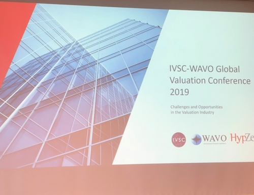 DARIAN la IVSC-WAVO Global Valuation Conference 2019