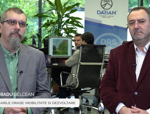 Marile orașe: mobilitate și dezvoltare