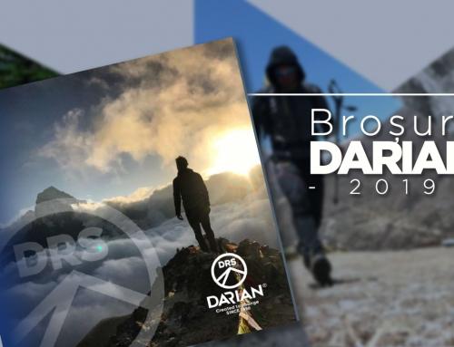Broșură prezentare grup firme Darian
