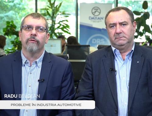 Probleme în industria automotive